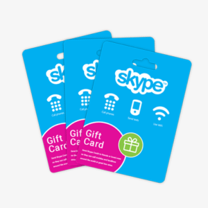 skype card
